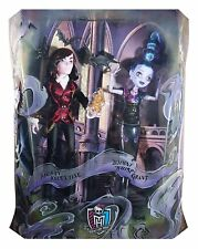 SDCC 2015 Monster High Kieran Valentine & Djinni Whisp Grant 2 Pack Exclusive LE