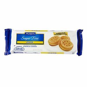 Keebler sans Sucre Citron Sandwich (3-Count) Cookies, 1-Ounce Simple Servir Lot