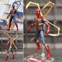 Spider-Man Iron Spider Avengers Infinity War Action Figurine Figure 16cm