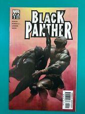 Black Panther #2 1st Appearance Shuri 1st Print 2005 VFN