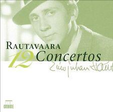 Rautavaara / Oliveira / Ylonen / Laine / Bister - 12 Concertos [New CD]