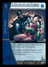VS System: A Death in the Family [Moderately Played] DC Origins TCG CCG Classic