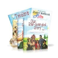 Grade 1-4 Our Star Spangled Story Notgrass History Homeschool Curriculum Package