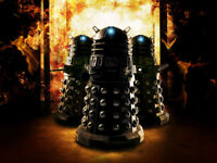 Doctor Who -  CANVAS or PRINT WALL ART