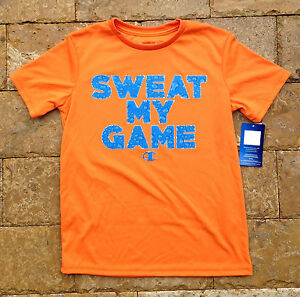 Champion Boys' Short Sleeve Crew Neck T-Shirt
