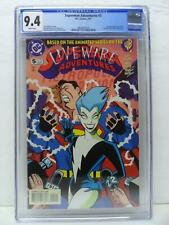 Superman Adventures 5 - 1st Appearance Of Livewire 1997 - CGC Graded 9.4