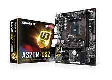 Gigabyte A320M-DS2 - mATX Motherboard for AMD Socket AM4 CPUs