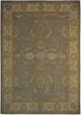 "Authentic  Wool 6' 0"" x 8' 6"" Pakistan Peshawar Rug RNR-9981"
