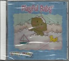 BRAINY BABY MUSIC Playful Baby CD (2006) New Sealed