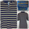 Pendleton Men's Striped Short Sleeve Casual 100% Cotton Polo Shirt Size XL-EUC