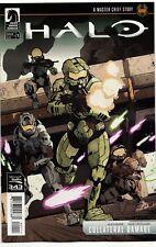Halo #1 Collateral Damage Dark Horse comic 1st Print 2018 unread NM