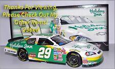JEFF BURTON 2007 #29 HOLIDAY INN NASCAR DIECAST RACE CAR 1/24