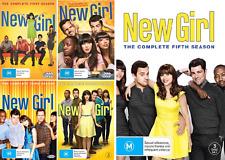 New Girl -  Season 1 2 3 4 & 5 : NEW DVD