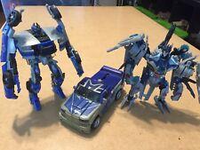 Transformers Deluxe Decepticon Movie Lot COMPLETE Soundwave Barricade & Dropkick