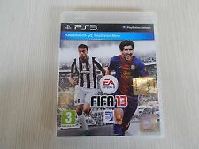 GIOCO PS3 FIFA 13 CALCIO PLAYSTATION 3