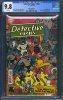 Detective Comics 1000 (DC) CGC 9.8 White Pges 1950s Variant by Michael Cho