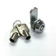 "5/8"" Two Keypull Tubular Cam Lock with Two Keys"