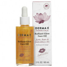 Derma E Essentials - Radiant Glow Face Oil - 2oz / 60ml.