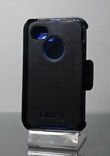 Otterbox Defender Series Case For Apple iPhone 4/4S: Black/Blue
