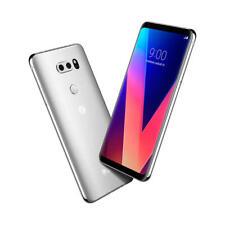 Teléfonos móviles libres LG V30 color plata con conexión 4G