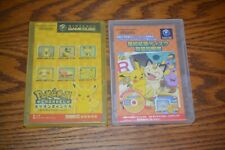 Nintendo Gamecube Pokemon Channel + Expansion Pak JAPAN US seller