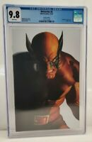 Wolverine #6 Alex Ross Timeless Variant 1st Solem CGC 9.8 Marvel Comics X-Men