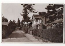 Yeoman Lane Bearsted Maidstone Kent 1936 RP Postcard  140c