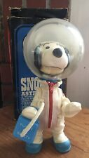 Vintage 1969 Snoopy NASA Astronaut with Box - Missing Scarf