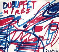 DUBUFFET Jean, Mires 1983-1984. Completamente illustrato a colori. De Luca 1984