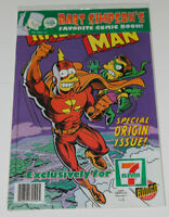Simpsons Radioactive Man #711 New Sealed in Bag 7-11 Exclusive NM to NM+