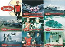 Captain Scarlet Full 54 Card Base Set of Trading Cards from Unstoppable Cards
