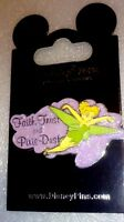 Disney pin Faith, Trust and Pixie Dust (Tinker Bell)
