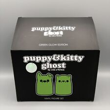 Bimtoy GLOW Tiny Ghost OG Cat & Dog Puppy Kitty pop Funko Sold Out Reis O Brien