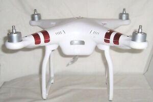 DJI Phantom 3 DRONE BODY MOTORS Internal Boards Only PH3 PH *PARTS* *AS-IS*