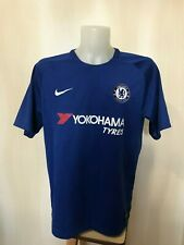 Chelsea London 2017/2018 home Size XL Nike shirt soccer jersey football maillot