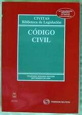 CODIGO CIVIL - CIVITAS BIBLIOTECA DE LA LEGISLACIÓN - THOMSON REUTERS / ARANZADI