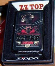 Zippo ZZ Top Street Chrome Outdoors Windproof Lighter 49008