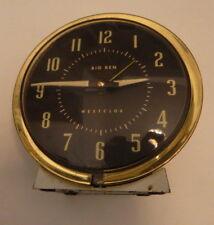 Vintage Westclox BIG BEN Alarm CLOCK 75-102 1A Works Good Art Deco R16979