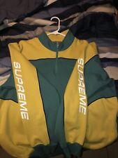 Supreme Fw18 Half Zip Pullover Size L 100% Authentic