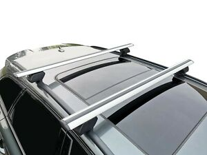 Alloy Roof Rack Cross Bar for KIA Sportage 2011-21 SL QL Lockable 120cm