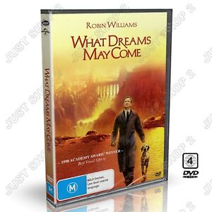 What Dreams May Come DVD : Robin Williams Movie : Brand New