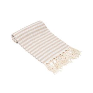 Luxury Hencely Beach Towels, 100% Turkish Cotton Soft Lightweight Beach Blanket