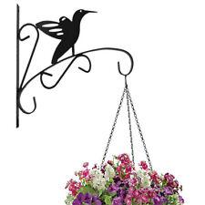 Suspension murale crochet plante - pot de fleur suspendu - Oiseau