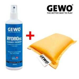 GEWO Belagreiniger HYDROTEC Spar-Set mit Reinigungsschwamm 250ml VOC-free