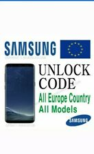 Code Unlock Samsung europe All Supported