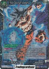 ♦Dragon Ball Super♦ Son Goku Ultra Instinct, l'Inarretable : DB1-021 SR -VF-