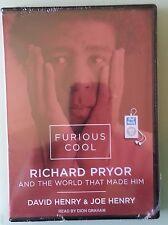 david joe henry FURIOUS COOL RICHARD PRYOR & THE WORLD THAT MADE HIM CD mp3 NEW