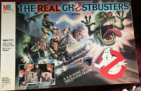 Milton Bradley 1986 The Real Ghostbusters 3D Board Game #4608 Near Complete