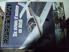 µµ Revue Aeronefs EXPERIMENTAL n°61 Mesure bruit ULM Dieselis PL-5  KIEGER