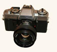 Minolta xg1 + obiettivo Minolta  50mm  1,4